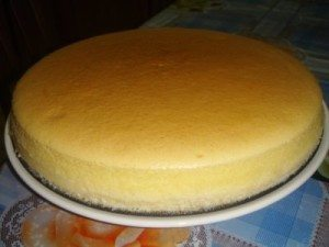Souffle-Cheesecake