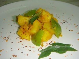 Indian Style Potatoes