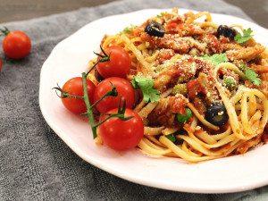 Pantry-pasta