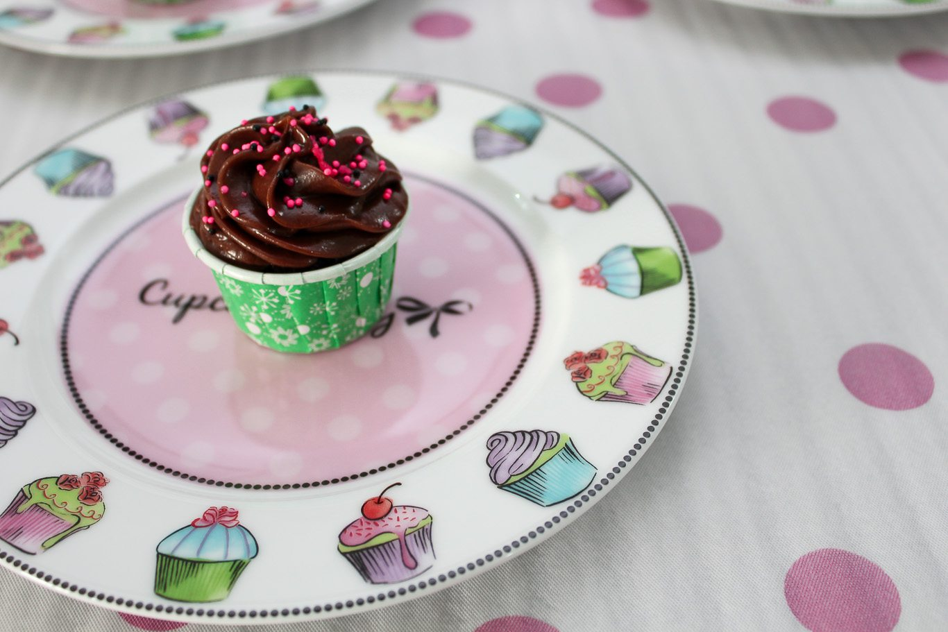 The Ultimate Chocolate Cupcake