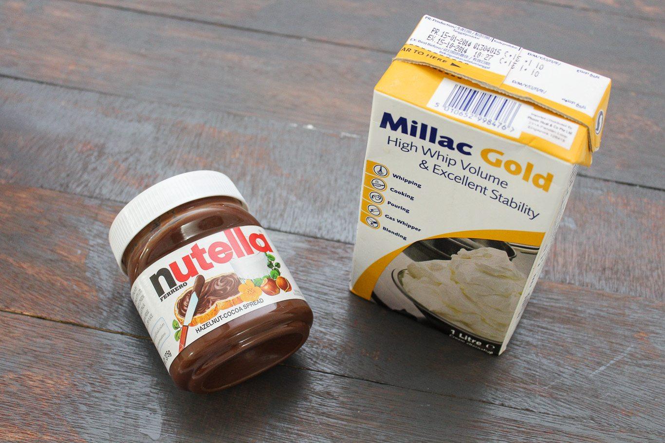 Nutella Mousse