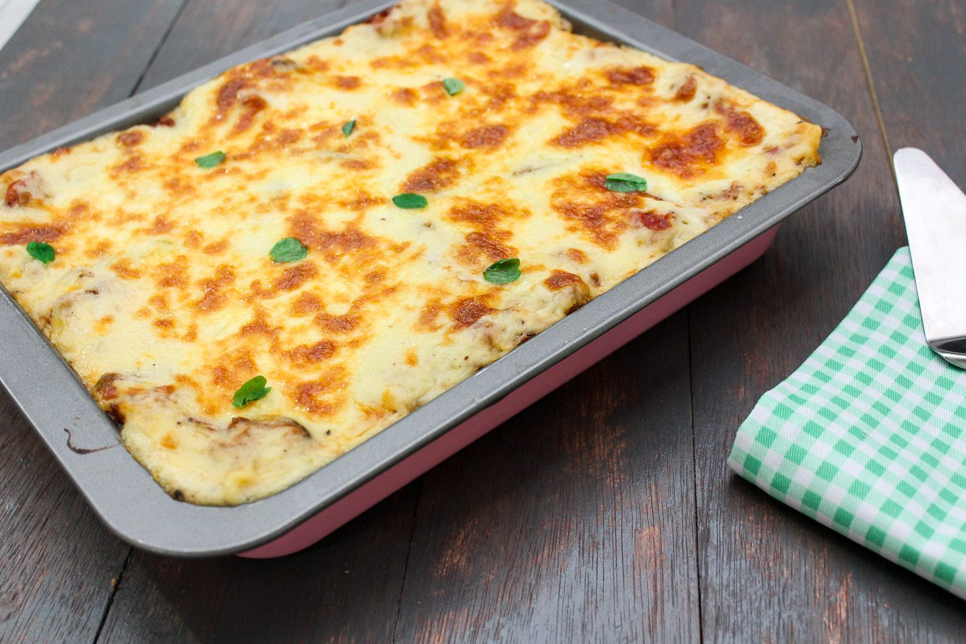 how to make a beef lasagne