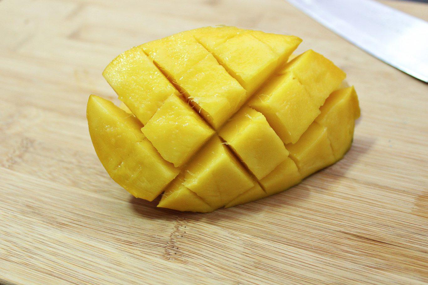 Refreshing Mango Lassi