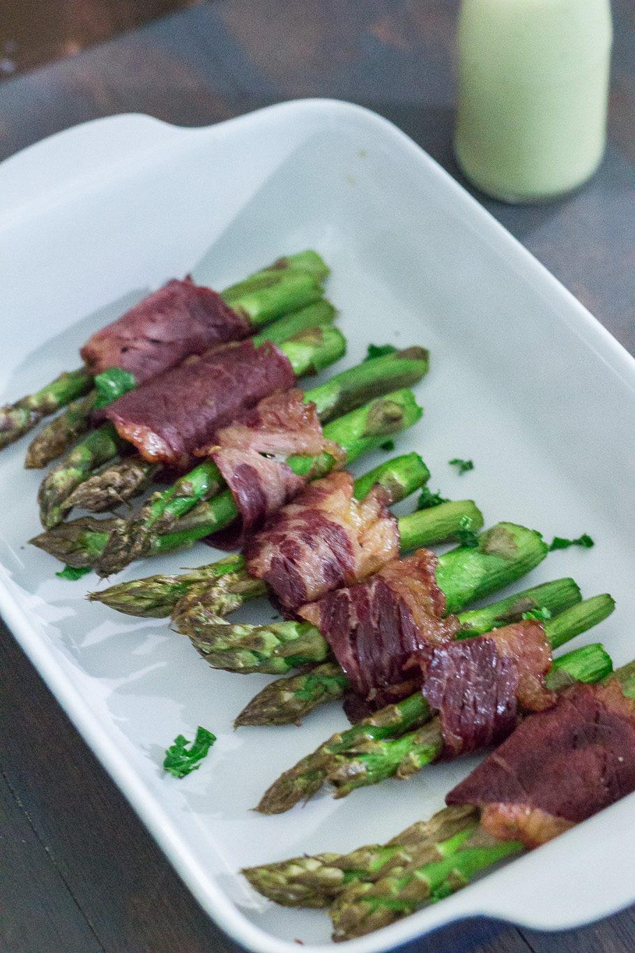 Rachael Ray Bacon Wrapped Asparagus