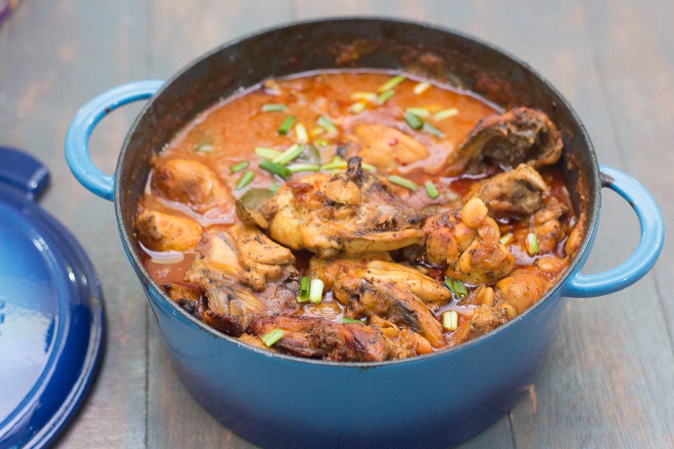 one pot chicken casserole kitchenette