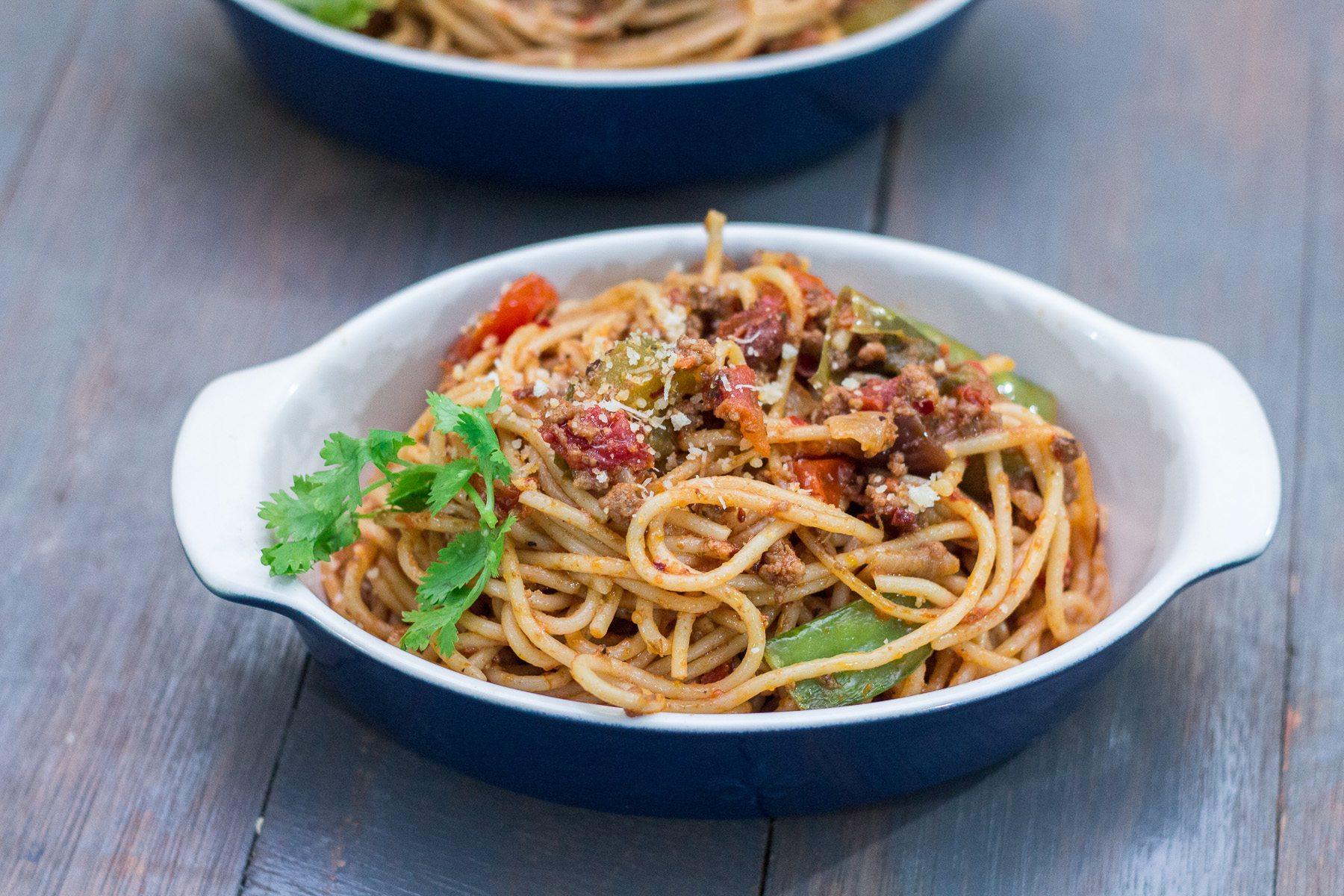Pantry Pasta Recipe - Maya Kitchenette