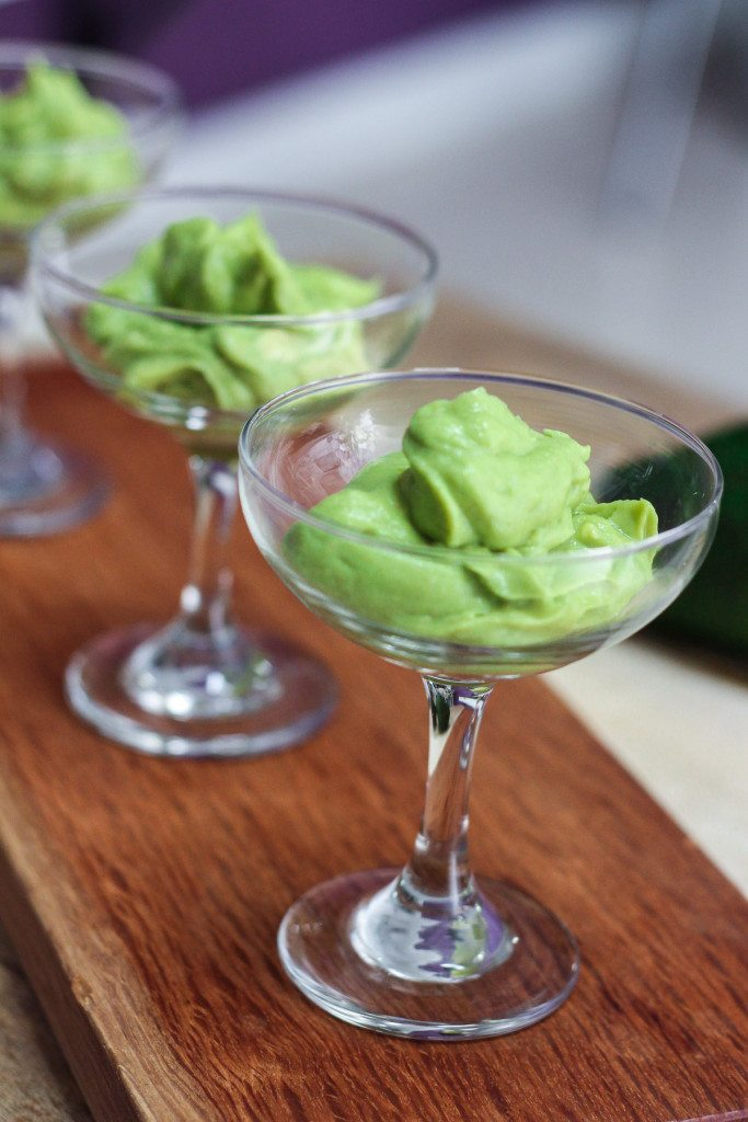 Vegan Avocado Mousse