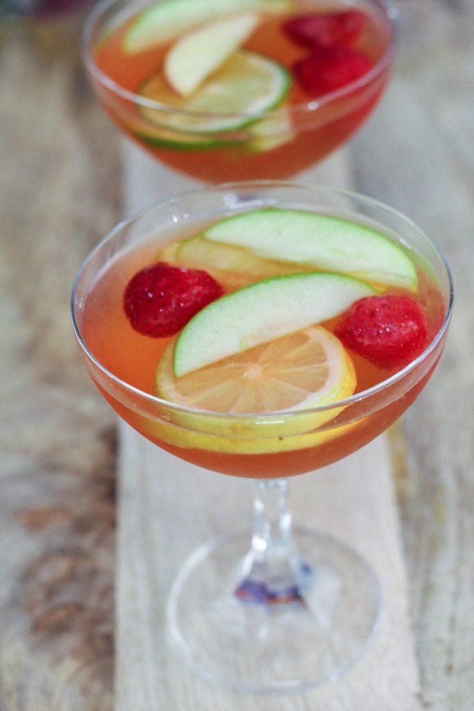 Delicious Non Alcoholic Sangria