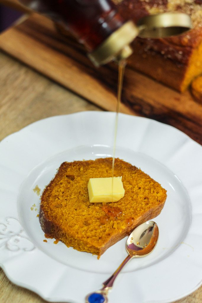 elicious Moist Pumpkin Bread