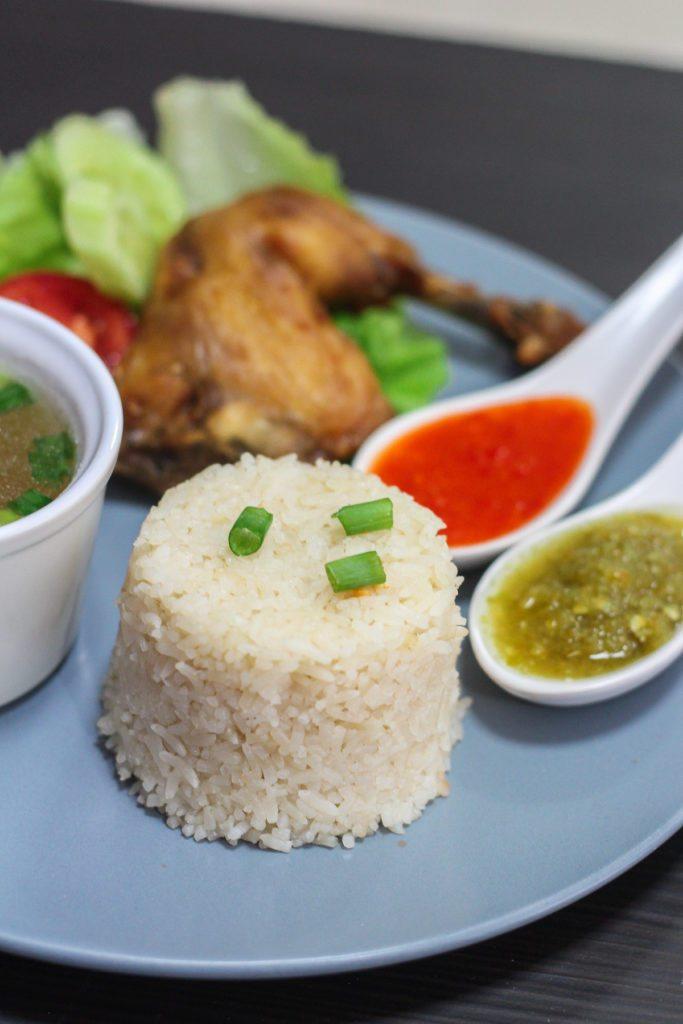 Chicken Rice Recipe