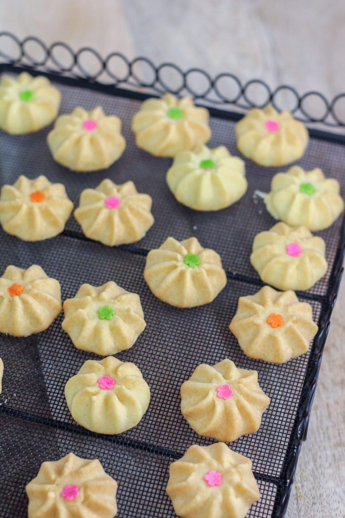 Melt In Your Mouth Butter Cookies
