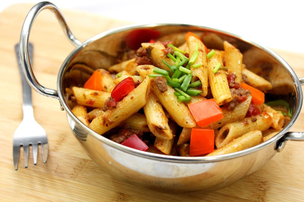 how to cook penne pasta at home
