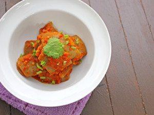 Chef Wan's Nonya squid sambal