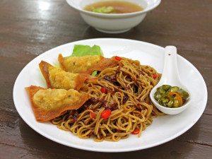 Chinese Wonton Noodles