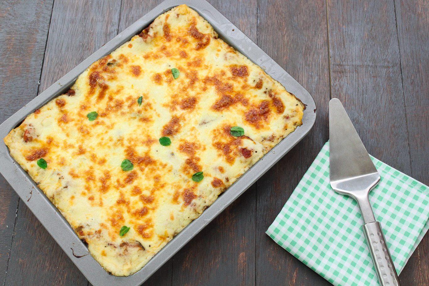 A classic lasagne recipe