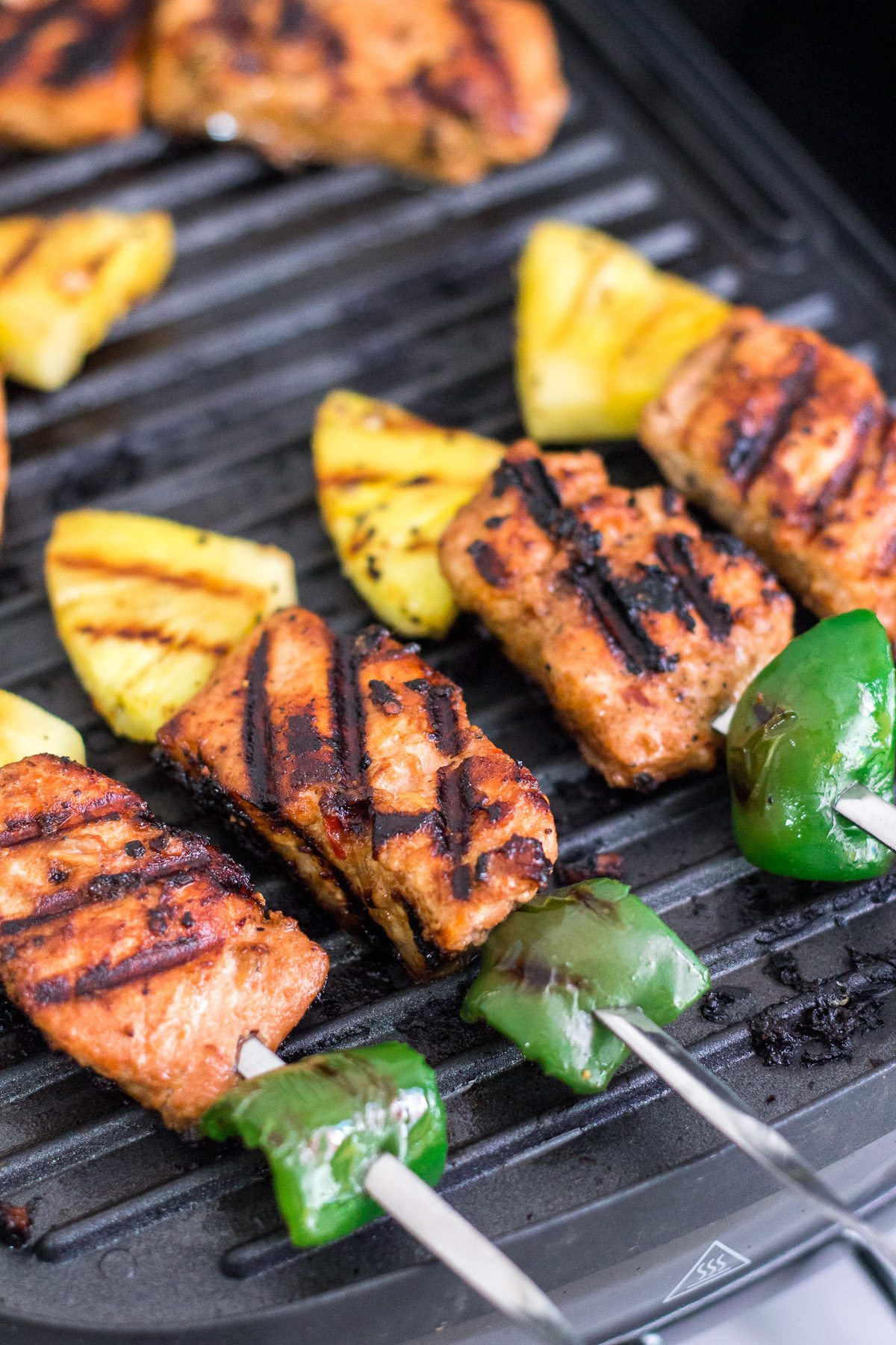 Grilled salmon kebabs maya kitchenette this is an overdue post but i simply had to write one about this every time i catch a fellow bloggers recipe getting featured on buzzfeed i wonder as to forumfinder Images