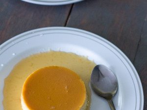 Spanish Caramel Flan