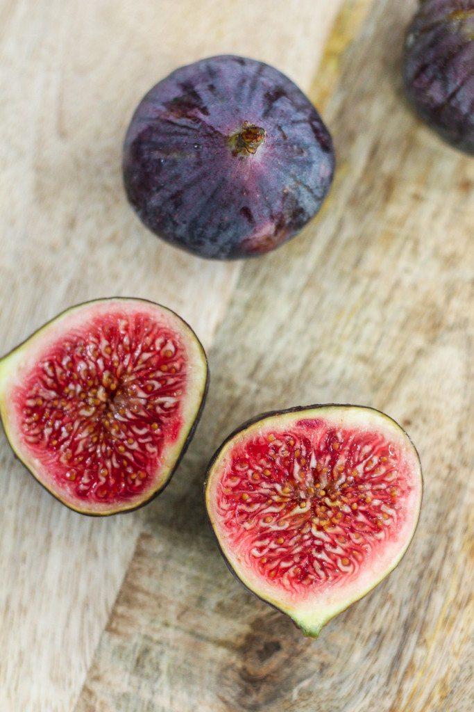 Honey Roasted Figs with Greek Yogurt