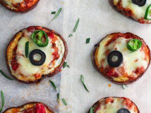 Eggplant Pizza Recipe