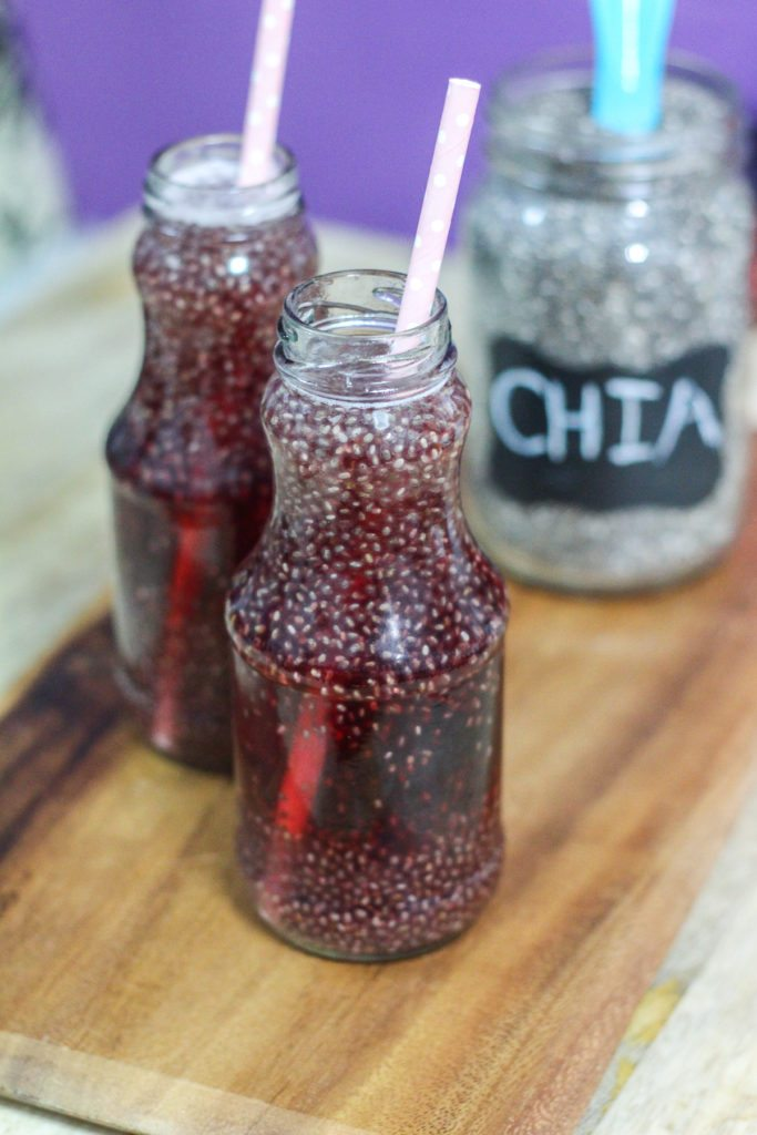 Delicious Chia Seed Drink