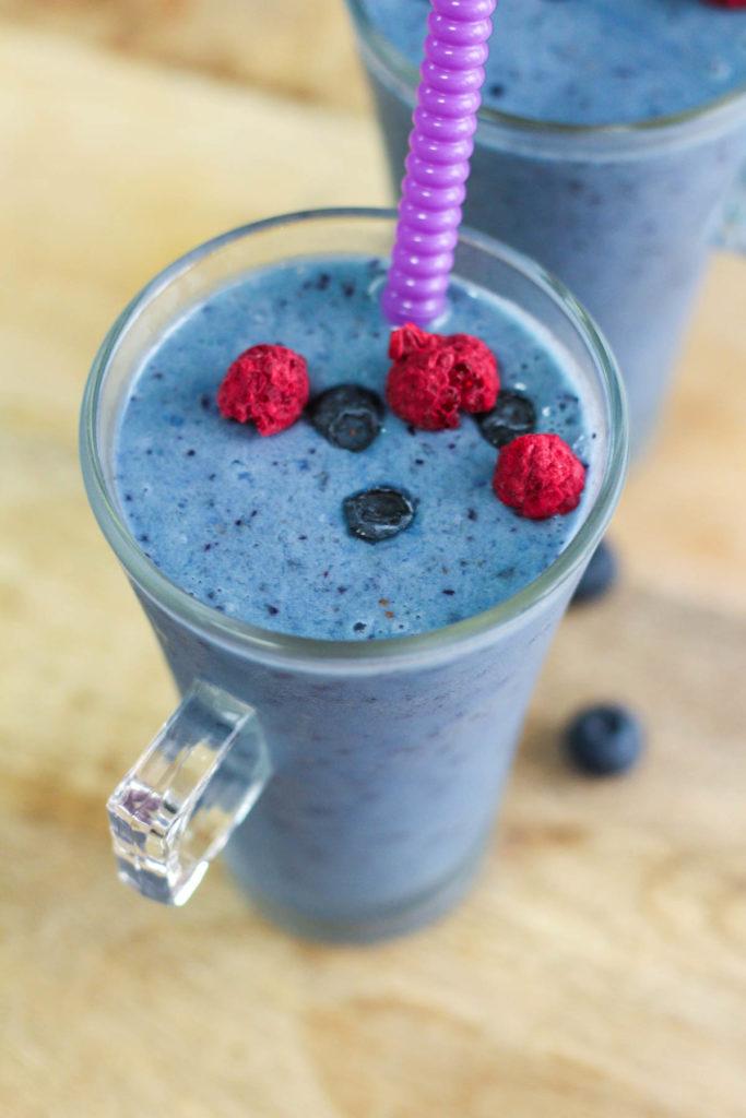Blue Smoothie Recipe