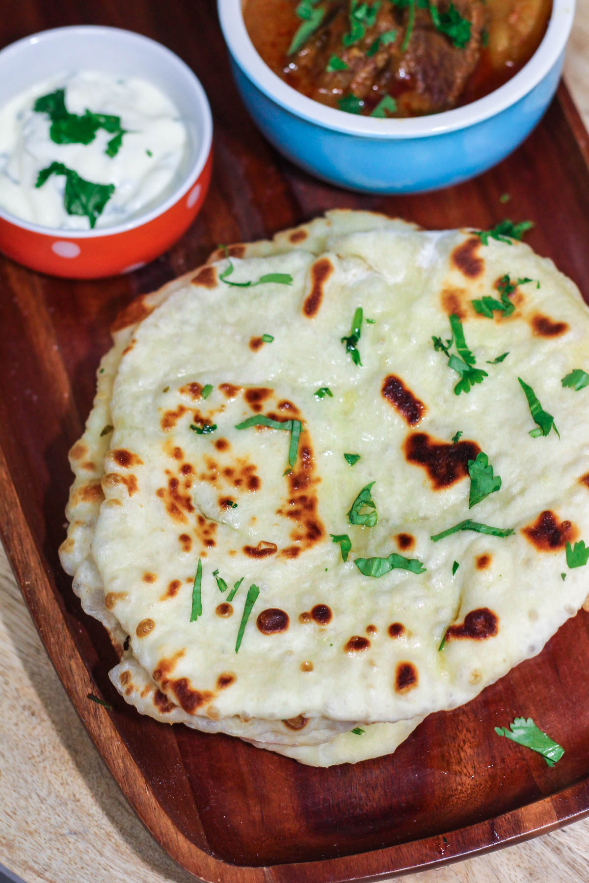 Easy 3 Ingredients Flatbread